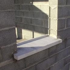 Precast Window Sills